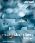 MSDN Universal Subscription